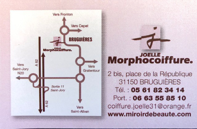 Joëlle Morphocoiffure